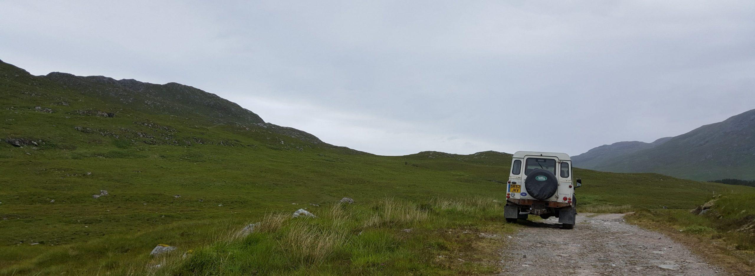 DISCOVERING KNOYDART: SCOTLAND'S LAST TRUE WILDERNESS