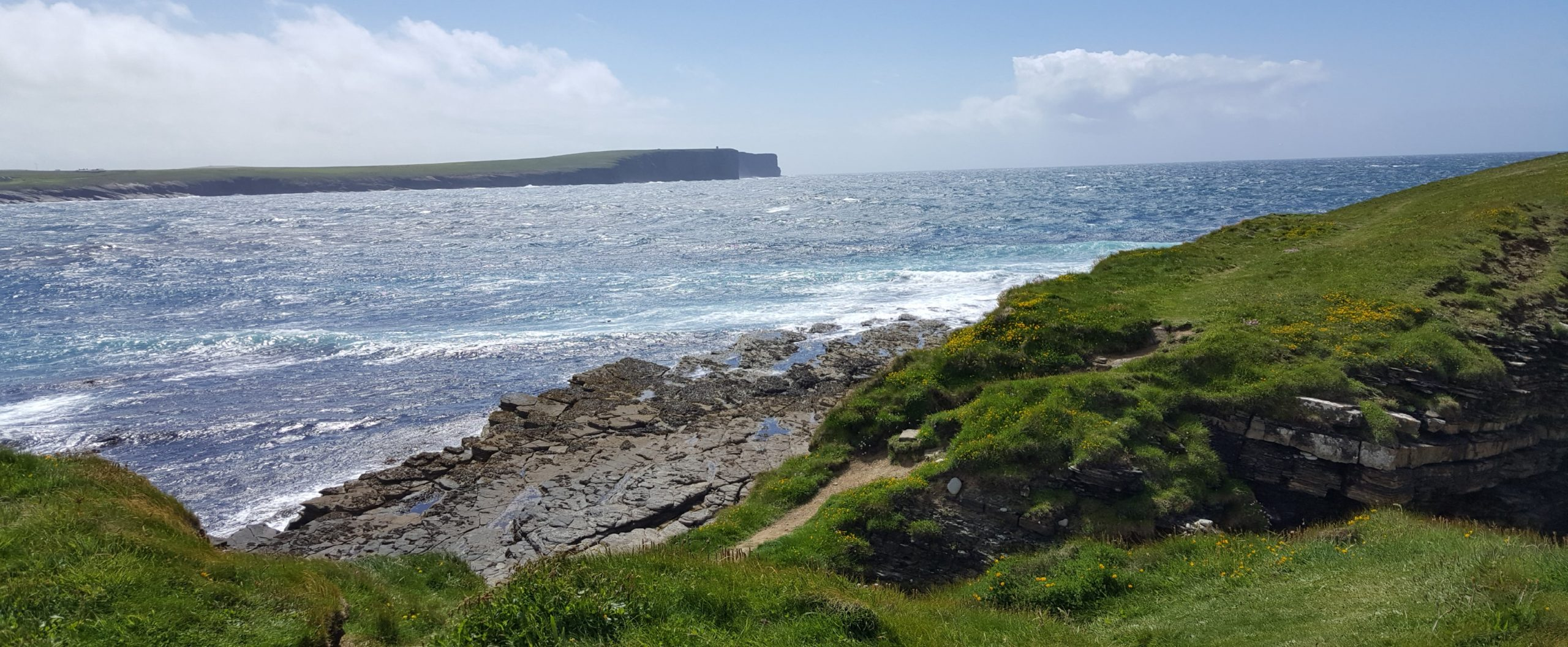 ACCESSING THE PAST ON ORKNEY