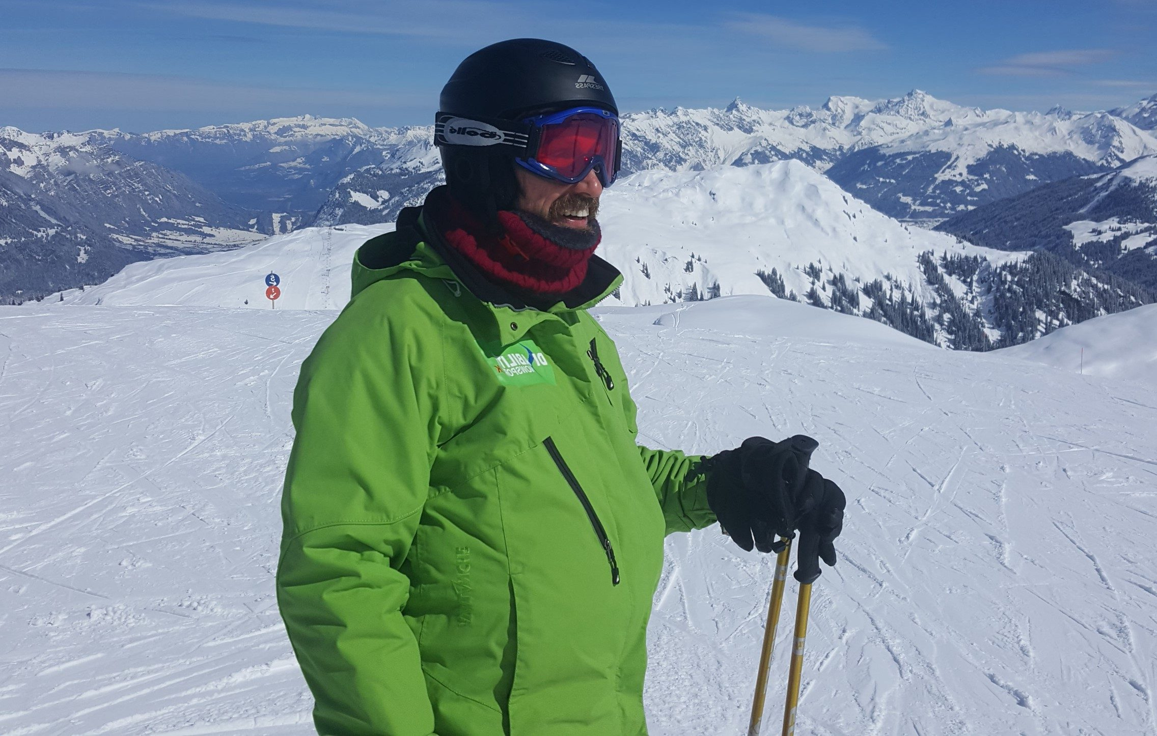 INGHAMS SKI HOLIDAYS, AND THEIR SUPPORT FOR DISABLED TRAVELERS